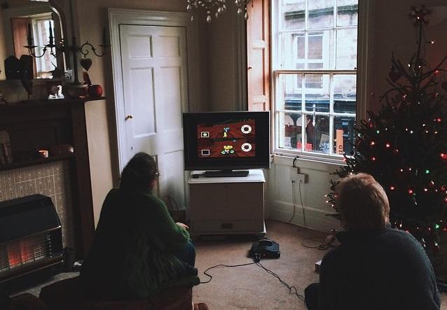 Casal de idosos joga Mario Kart diariamente desde 2001 para ver quem fará o chá