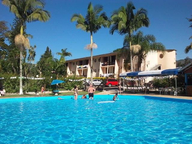 Hotel Termas Rio do Pouso oferece um presentão aos Sêniors do Brasil