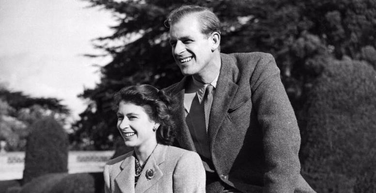 Rainha Elizabeth II e o príncipe Philip comemoram 70 anos de casados