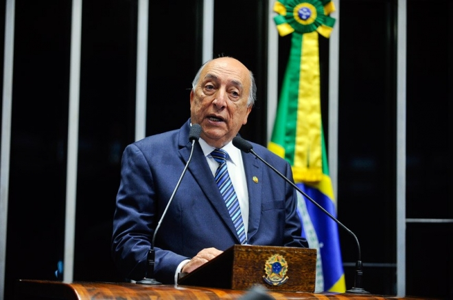 Senador Pedro Chaves apresenta projeto de Lei que favorece a terceira idade
