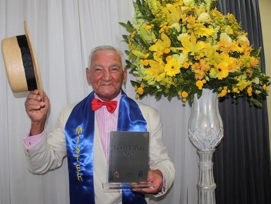 Concurso escolhe o idoso mais bonito de São Paulo
