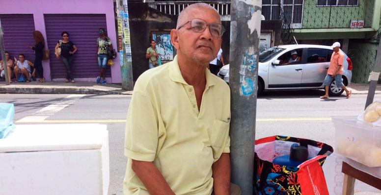 Aos 73 anos, idoso faz Enem para tentar curso de direito na Bahia: 'Minha mente é jovem'