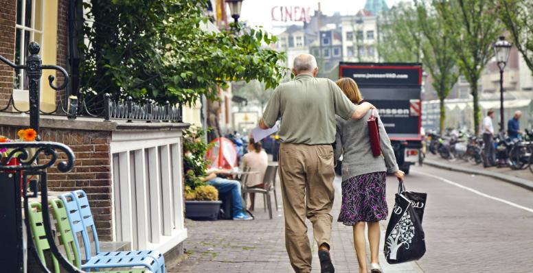 Holanda destina mais de 100 milhões de reais para avaliar a solidão dos idosos