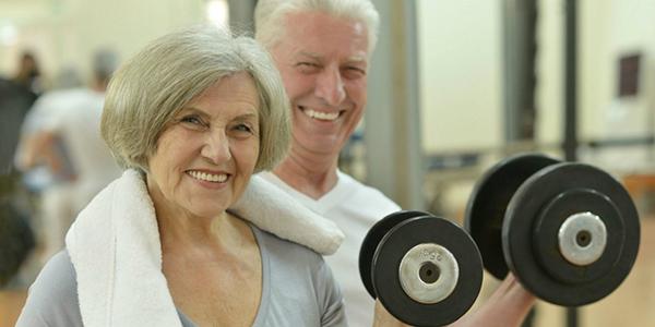 Fortalecimento dos ossos contribui para a qualidade de vida na terceira idade