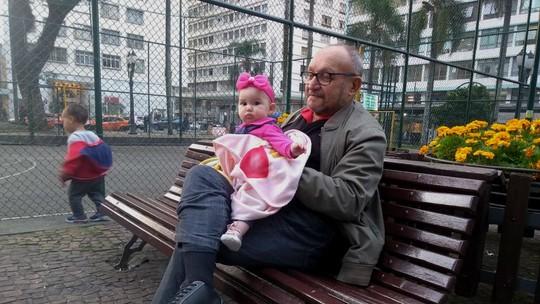 Curitiba terá mais idosos do que crianças a partir de 2022