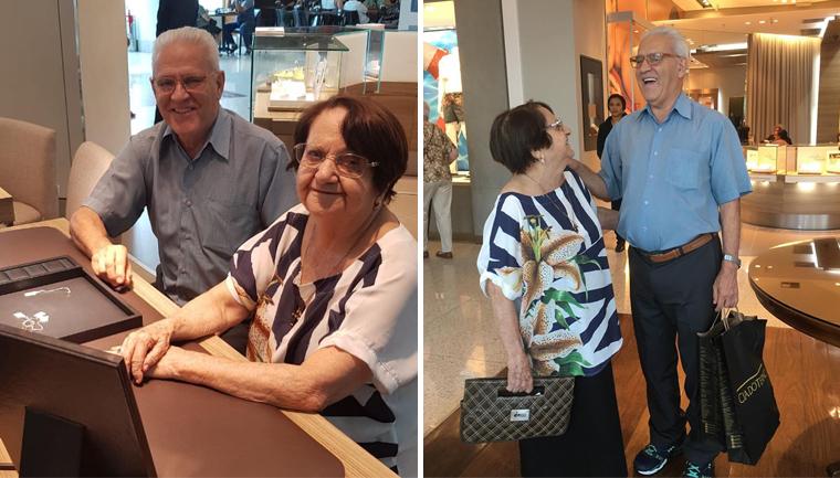 Aos 87 anos, viúva é pedida em casamento por quem a amou a vida toda