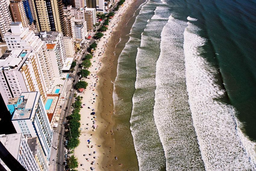 Balneário Camboriú - A Cidade dos Arranha Céus