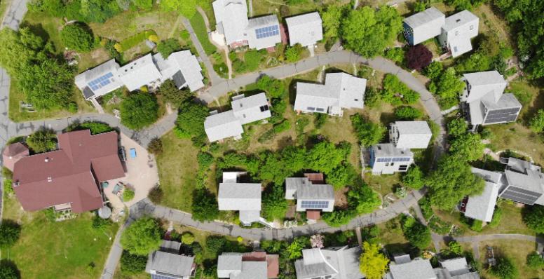 Vila residencial sênior(cohousing), alternativa para uma longevidade saudável e feliz