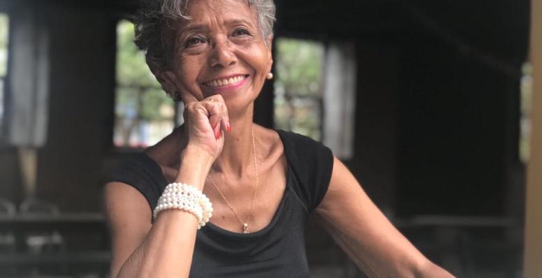 Toda mulher pode ser empoderada e ter autoestima aos 70 anos