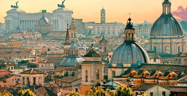 PROGRAMA DE EXTENSÃO VIAGEM CRUZEIRO - ITALIA